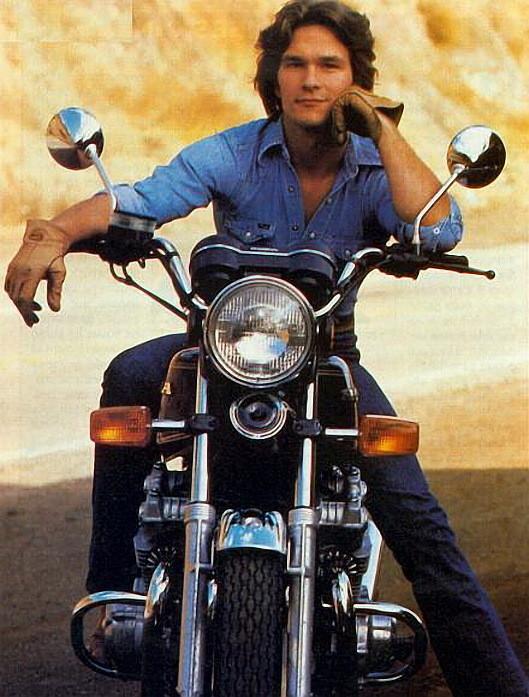 Патрик Суэйзи – редкие фото изпрошлого гениального актёра, музыканта итанцора
