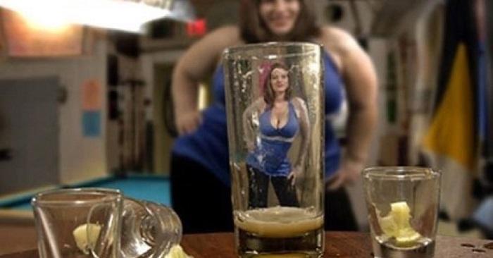 Вот почему пьяным мужчинам нравятся абсолютно ВСЕ женщины!