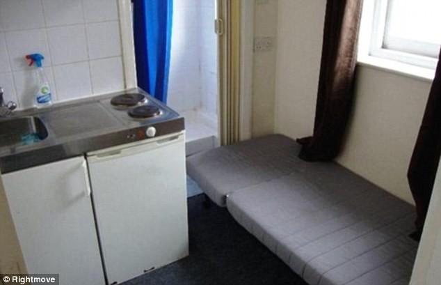 Гримасы лондонской недвижимости: каморка позаоблачной цене