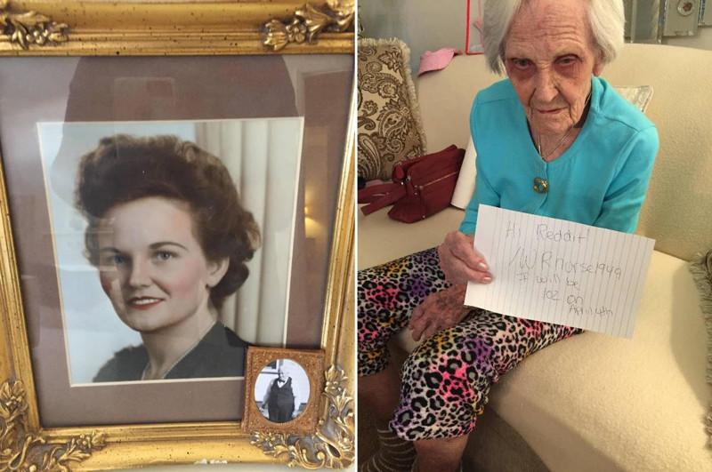 Уэтой 101-летней женщины есть несколько советов ожизни