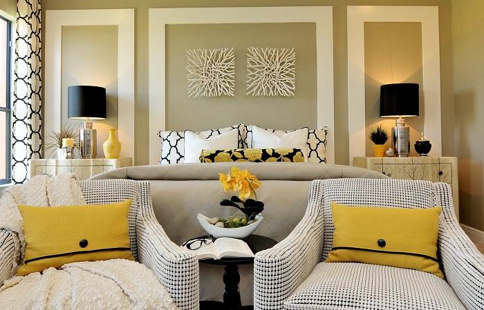 18 современных примеров классического оформления спальной комнаты