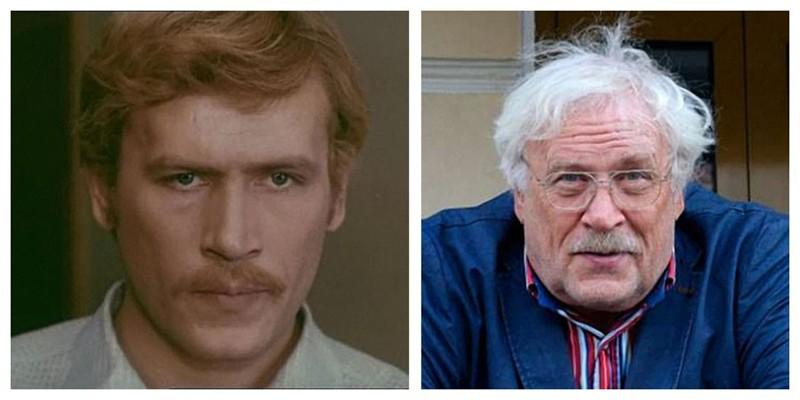 Советские актёры всвоих первых фильмах исейчас