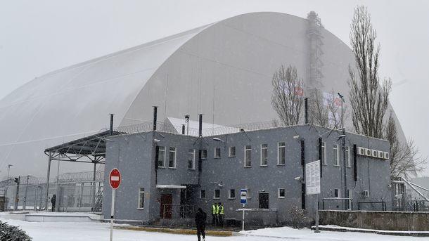 Радиационный фонснизился вдвое: чтопроисходит наЧАЭС после установления арки