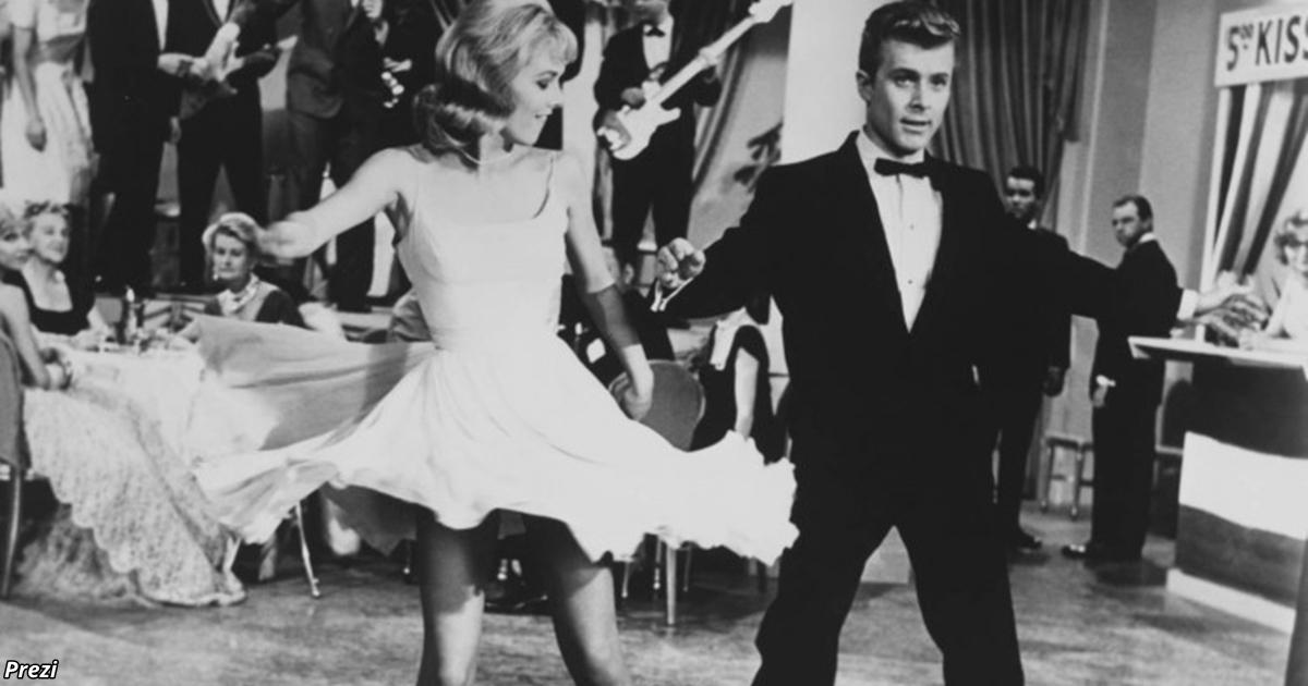 Крис Монтес написал эту песню в 1962 году. Смотрите, как тогда танцевали!
