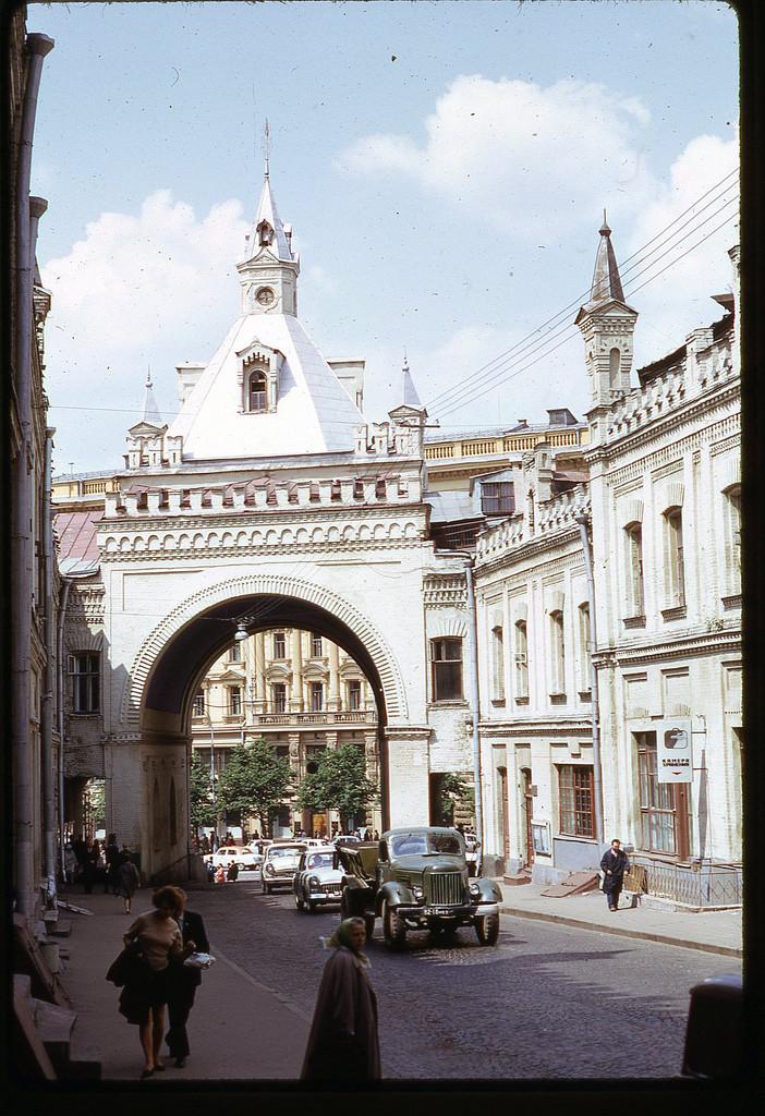 Дэвид Кук. Москва, весна 1969