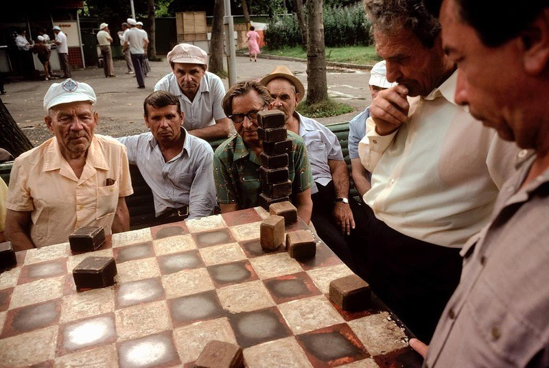 Незабываемое: 1981 годвцветных советских фотографиях