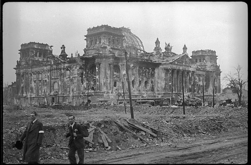 Берлин 1945 года вобъективе Валерия Фоминского