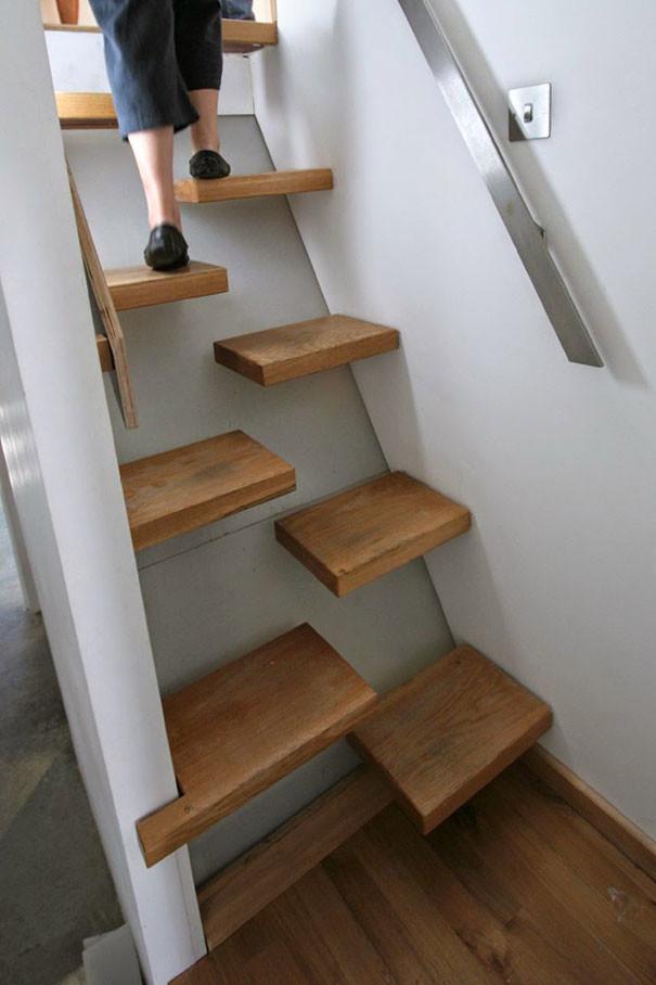 Крутые лестницы