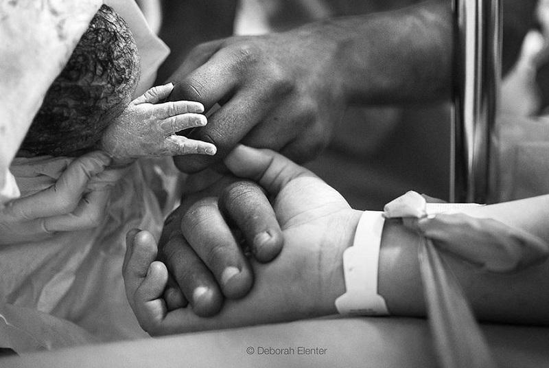 39 сверхинтимных фото появления малышей на свет. Перехватывает дыхание...