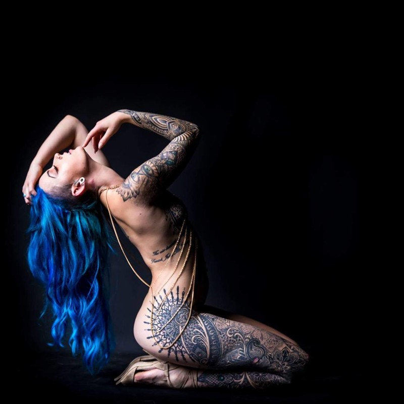 Какжелание сделать тату наруке превратилось варт-проект навсетело стоимостью 15тысяч долларов