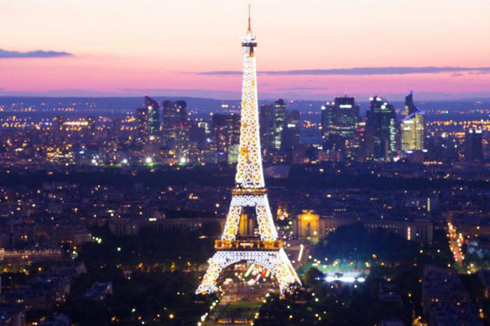 Вы могли этого не знать: 19 интересных фактов об Эйфелевой башне