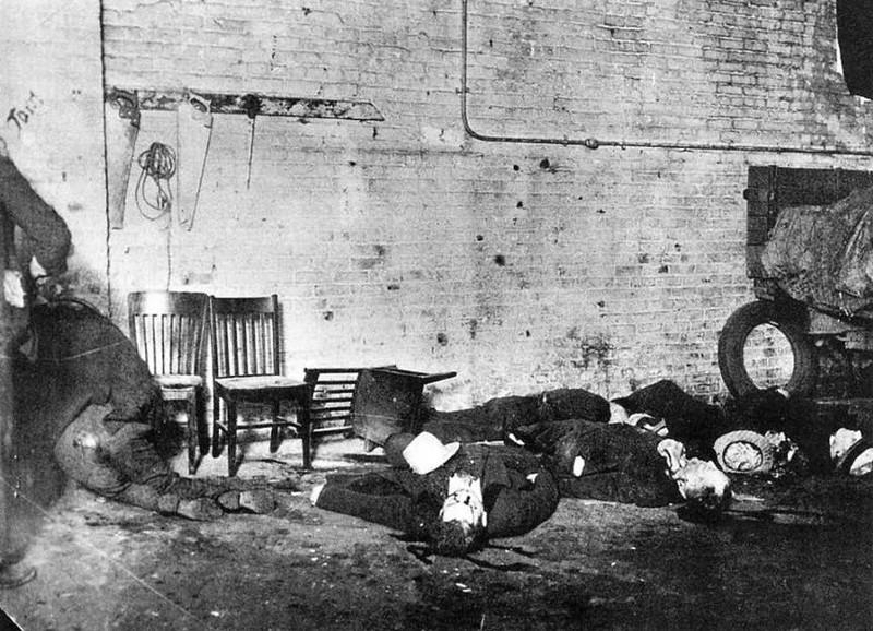 Самые громкие убийства вДень святого Валентина