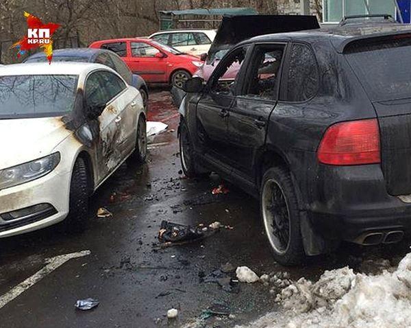 Столичный стритрейсер Вартан Саркисов сбил насмерть пешехода исбежал сместа ДТП