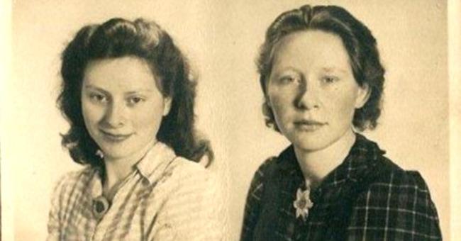 Эти сестры постоянно флиртовали с офицерами фашистской Германии. Спустя годы их наградили за это!