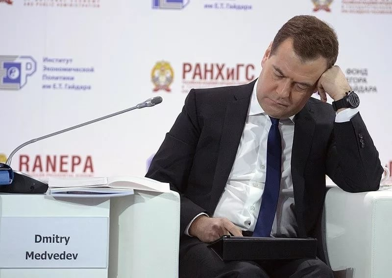 88% москвичей выступили заотставку Медведева