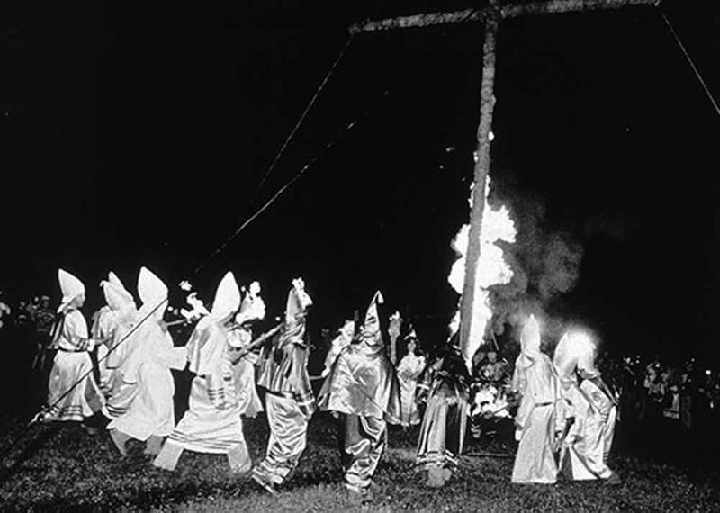 Несколько по-настоящему страшных исторических снимков - сточки зрения американцев