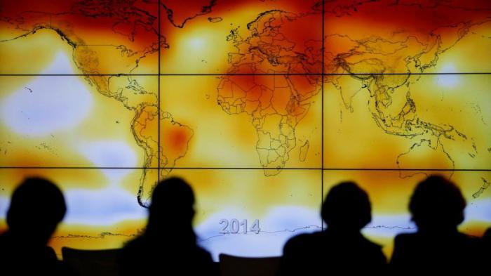 Теплый климат делает людей более вспыльчивыми?