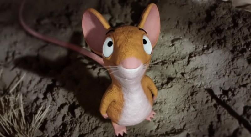 Мышь, который очень хотел жить
