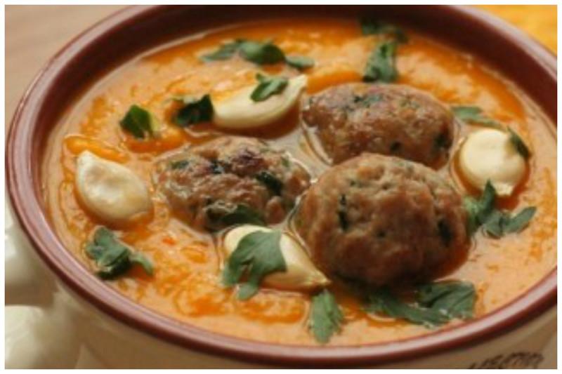 10необычных, несложных  исытных супов