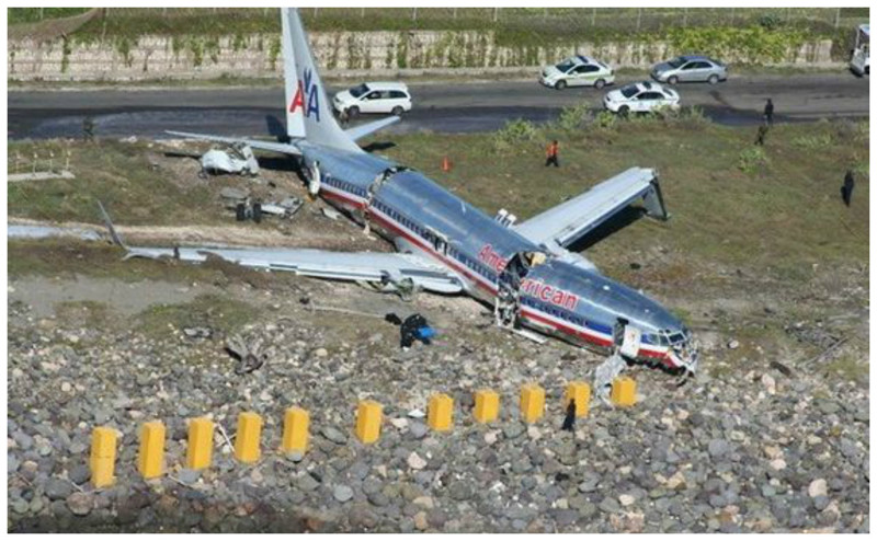 Авиакатастрофы безединой жертвы