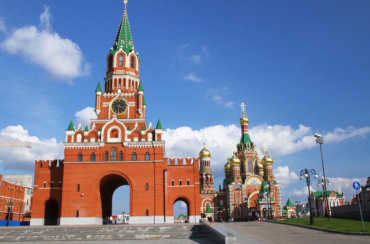 10кремлей России