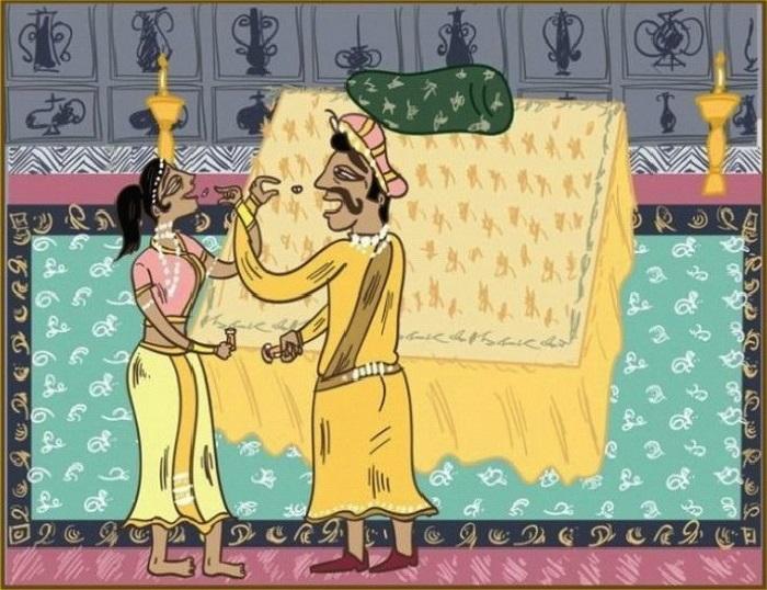Камасутра для супругов со стажем. В этих позах легко узнаешь себя!
