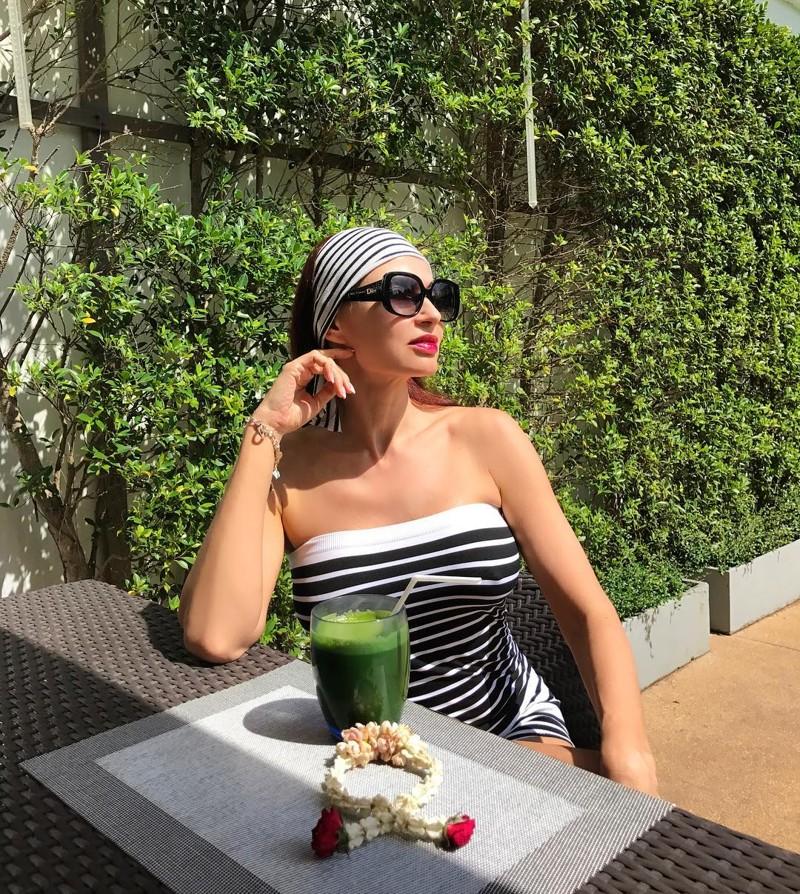 47-летняя Эвелина Бледанс всетакжепрекрасна, какираньше