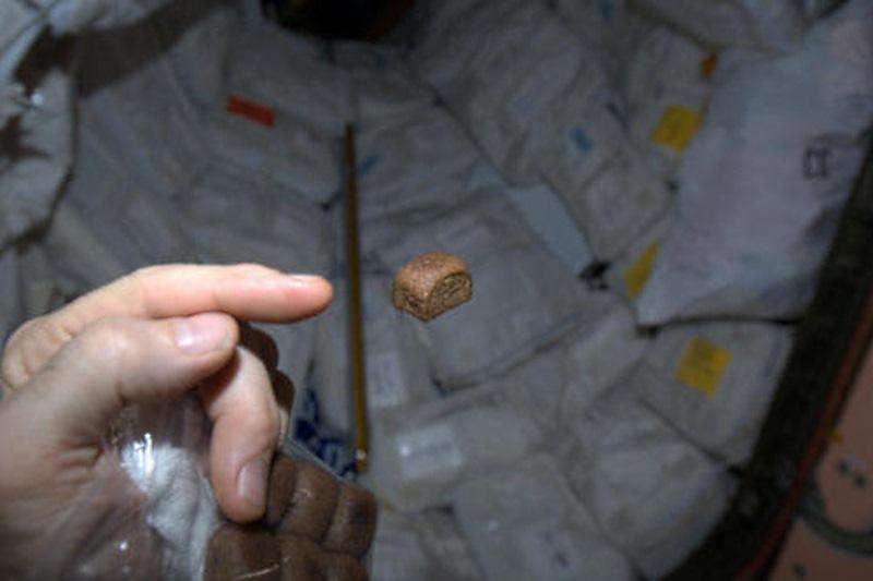 Это самая маленькая буханка хлеба. Узнай, для кого ее делают!
