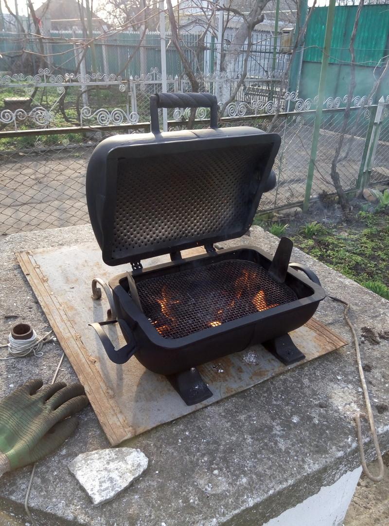 Весна пришла, время готовить шашлыки
