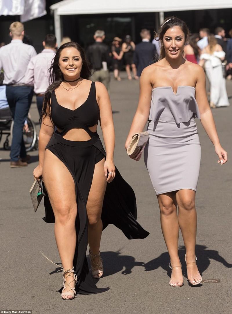 Охужэтискачки! Сиднейские леди показали высший класс
