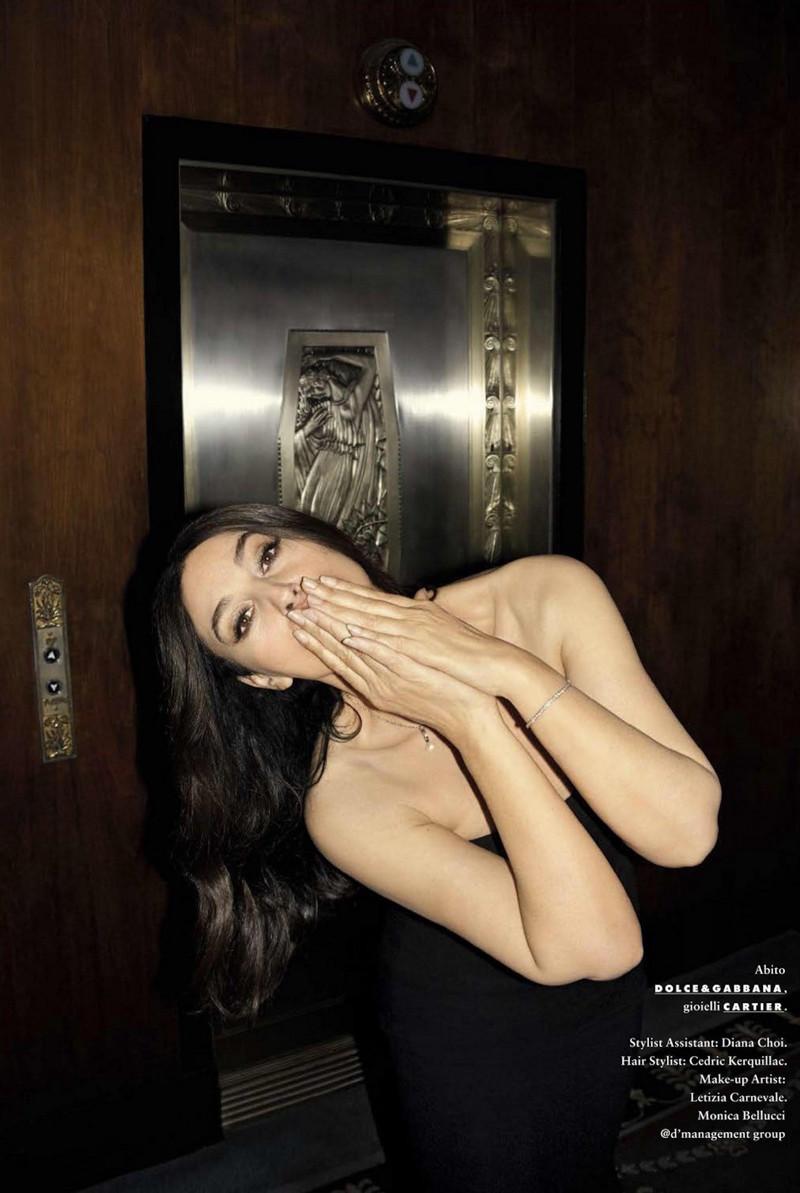 Новая фотосессия Моники Белуччи
