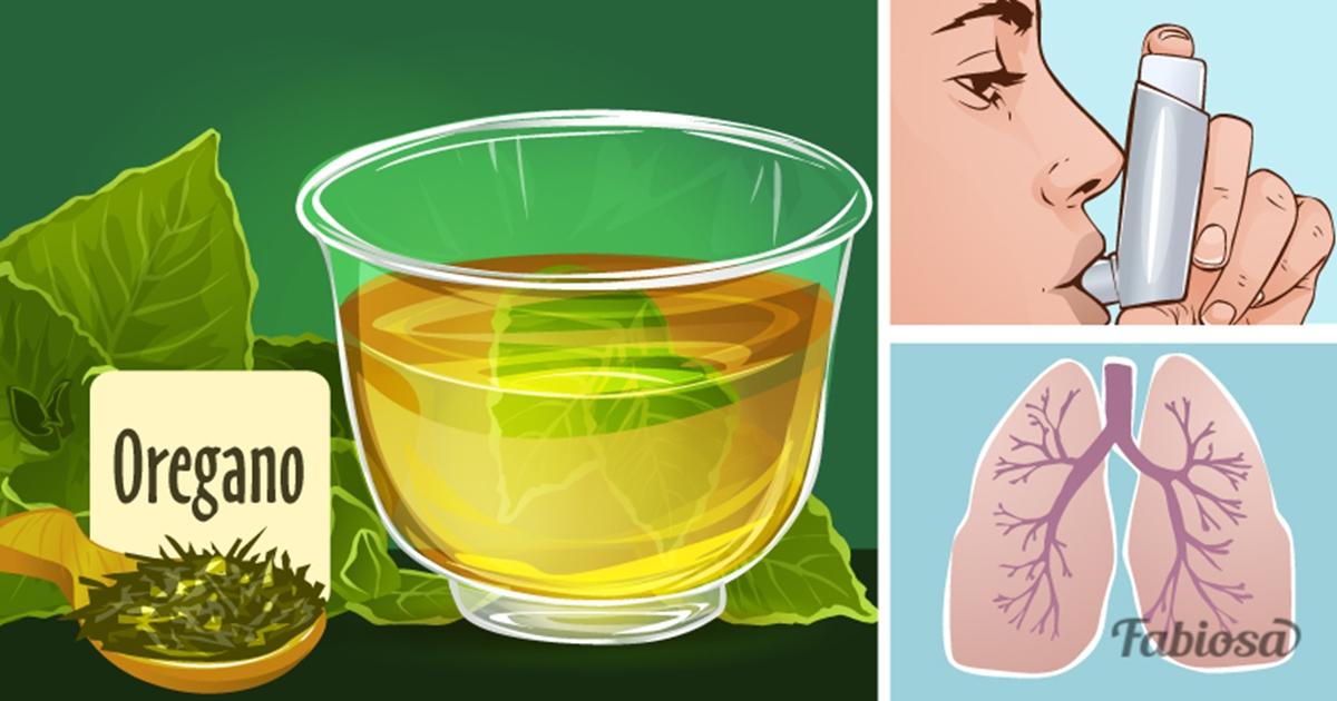 Если вас достали бронхит, астма или ангина, попробуйте этот чай