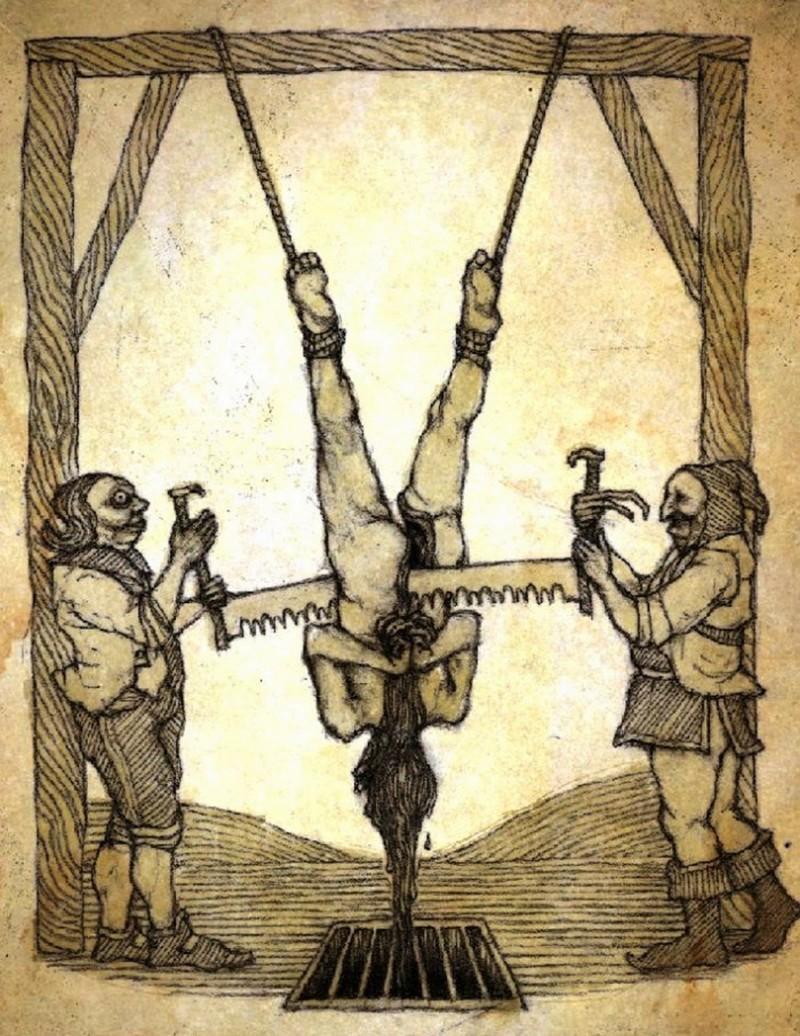 15крайне жестоких иизвращенных методов казни изпрошлого