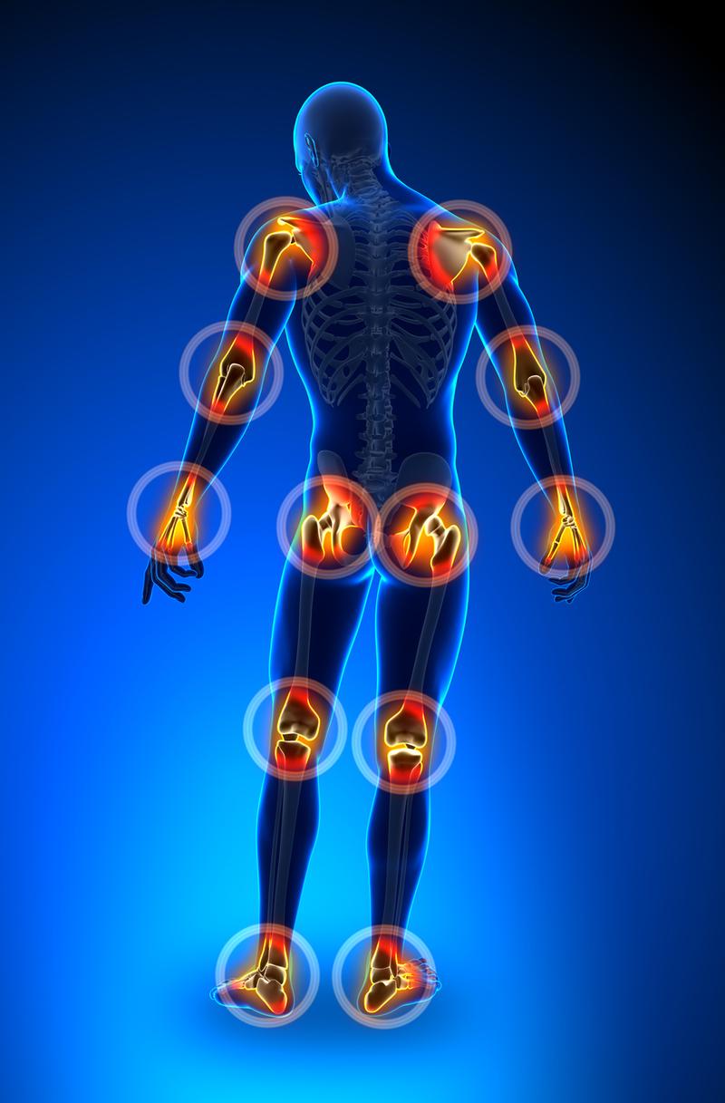 Как облегчить боли в суставах при помощи домашних средств