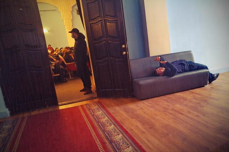 Спалился янасеансе Кашпировского ибылсоскандалом изгнан