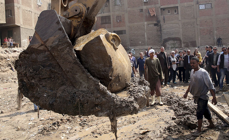 Этанаходка, сделанная вкаирских трущобах, потрясла археологов!