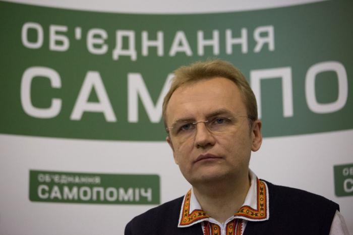 Мусор из Львова стал орудием политической борьбы