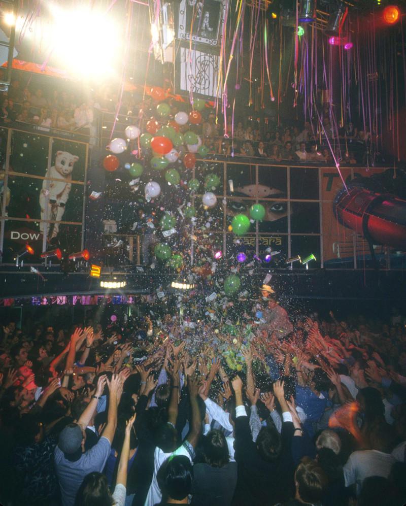 Безумная клубная жизнь Америки 90-х!