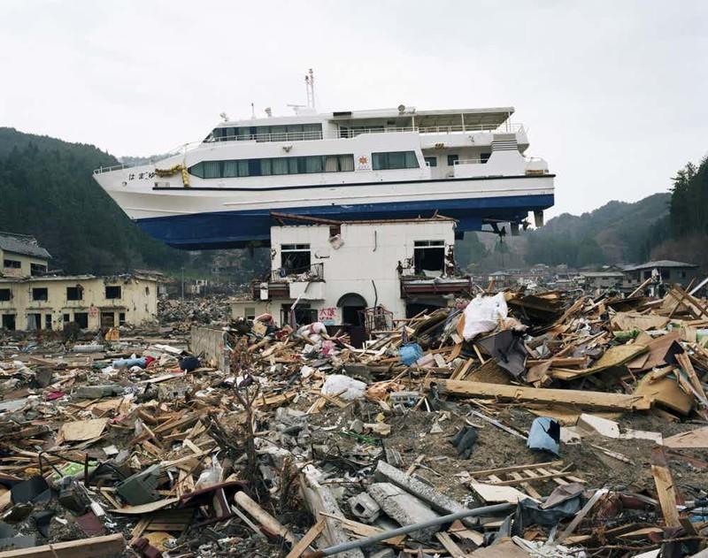 Какэтобыло: хроники самого смертоносного цунами вЯпонии