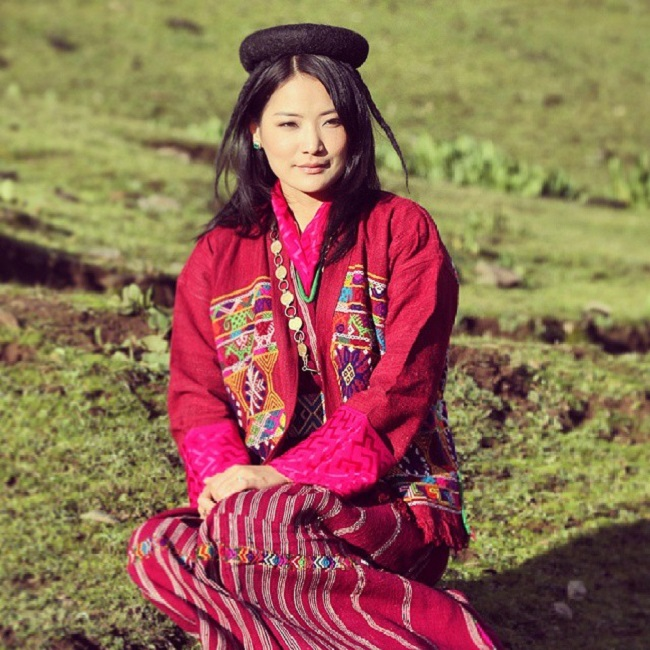 Гималайская Кейт Миддлтон, или Тайны жизни прекрасной королевы Бутана.