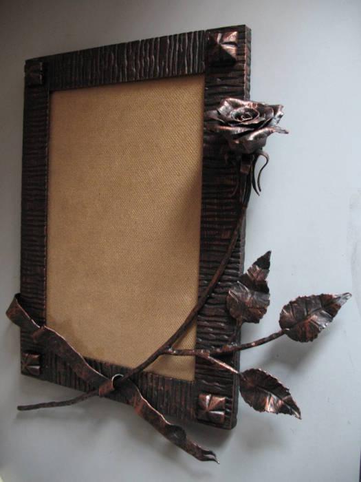 20 восхитительных идей, как с помощью кованых предметов сделать интерьер изящнее и утонченнее