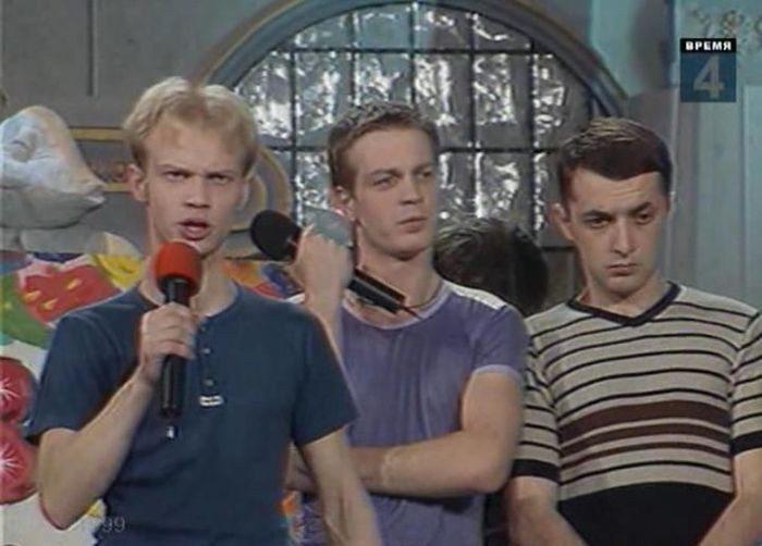 Вот как выглядели известные КВНщики в молодости!