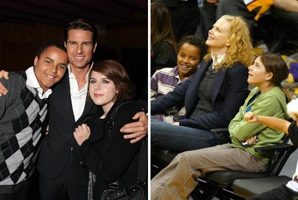 10 знаменитостей, которые воспитывают приемных детей. Настоящие герои!