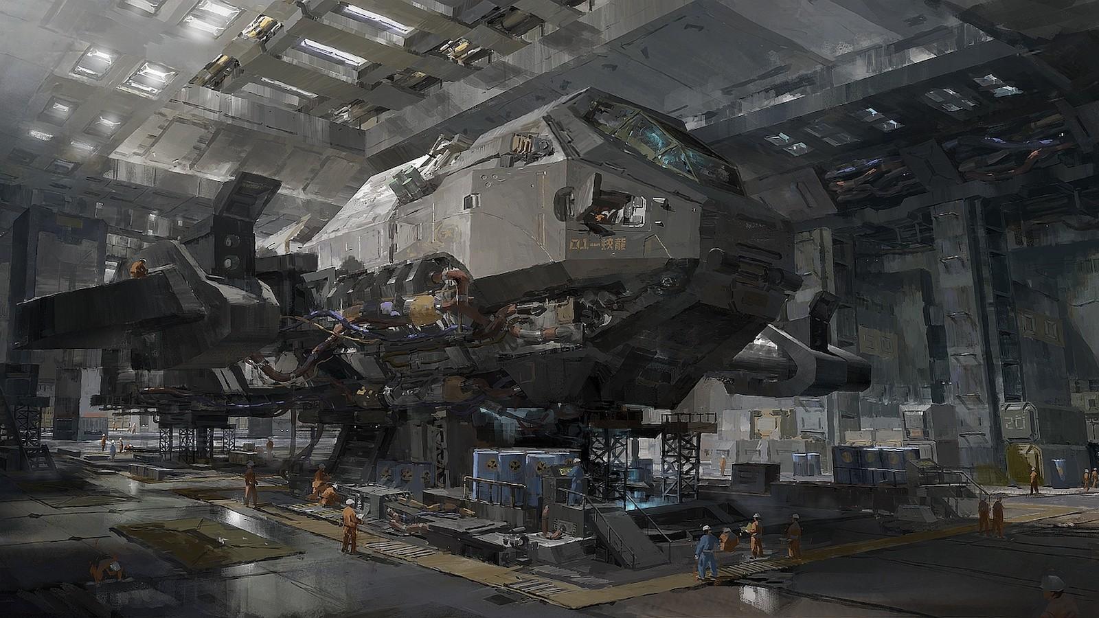 Какмогут выглядеть космические корабли будущего