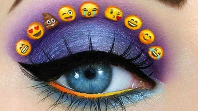 Волшебный макияж глаз отТалПелег