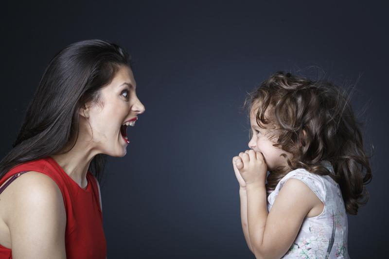 Почему я кричу на своего ребенка?