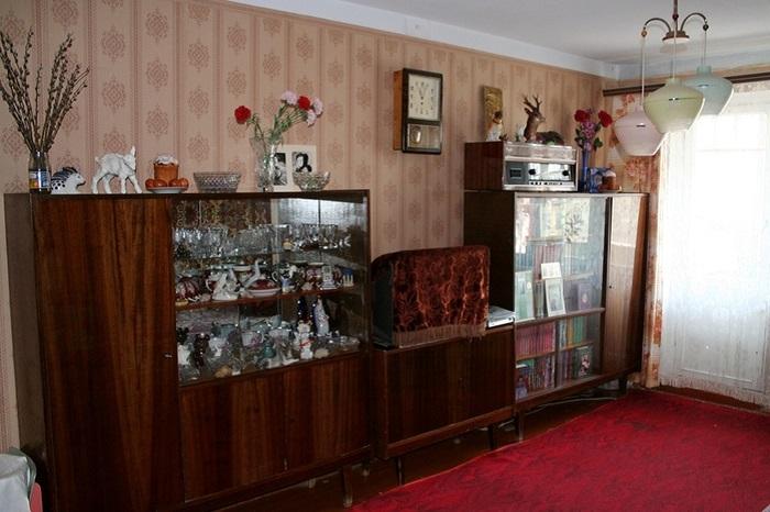 СССР живее всех живых! 36 интерьеров минувшей эпохи, которые существуют до сих пор.