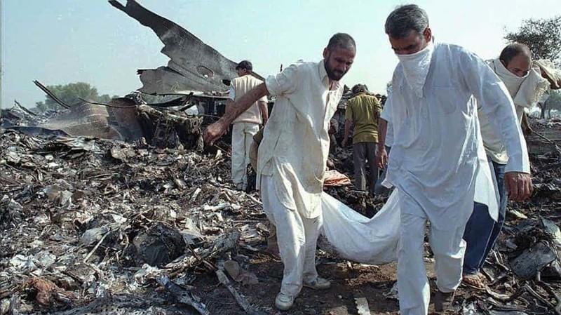 Самые шокирующие авиакатастрофы