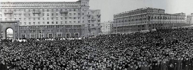 Даты: 5марта - день смерти Сталина