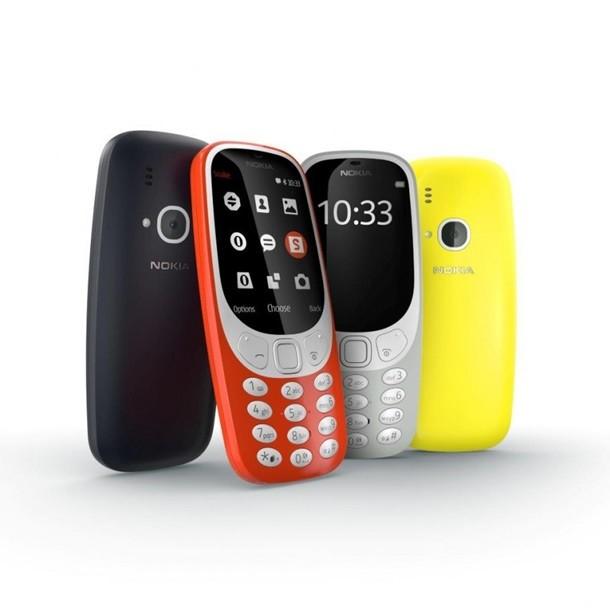 Новая Nokia 3310 официально представлена